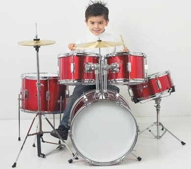 Beginner Drum Set for Kids