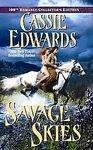 Savage Skies by Cassie Edwards Hardcover