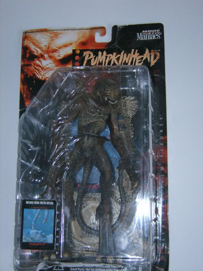 pumpkinhead figure