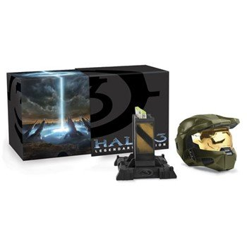 Halo 3 Helmet and Essentials CD