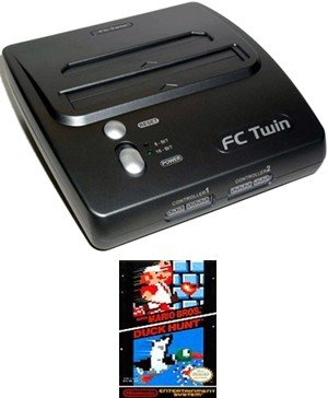 TWIN Video Game System for NES and SNES