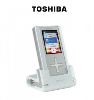 Toshiba Gigabeat 10 GB MP3 Player
