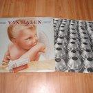 VAN HALEN 1984 VINYL LP RECORD