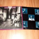 KICK AXE WELCOME TO THE CLUB VINYL LP RECORD
