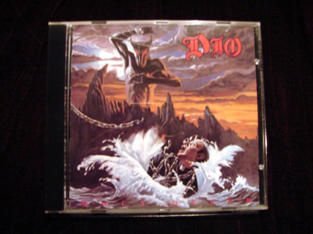 DIO HOLY DIVER CD