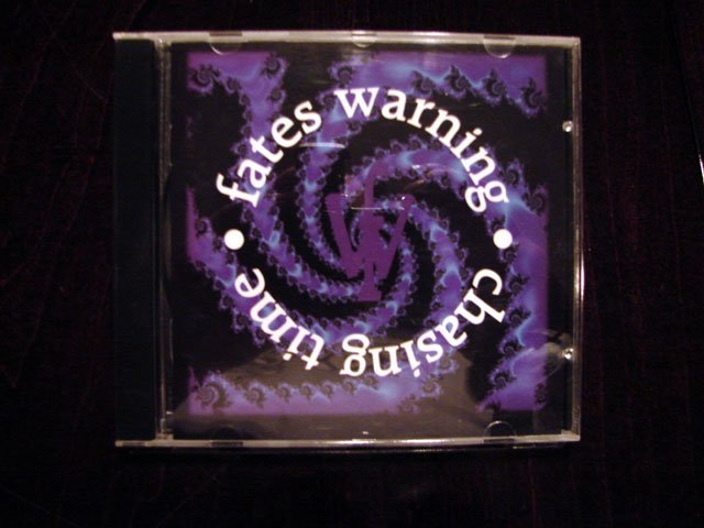 FATES WARNING CHASING TIME CD