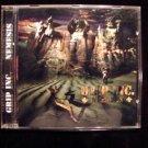 GRIP INC. NEMESIS CD