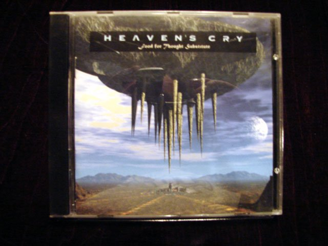 HEAVEN'S CRY FOOD FOR THOUGHT SUBSTITUTE CD