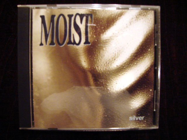 MOIST SILVER CD