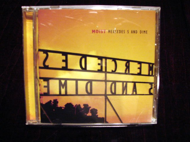 MOIST MERCEDES 5 AND DIME CD