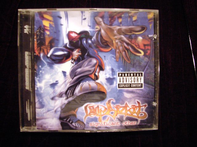 LIMP BIZKIT SIGNIFICANT OTHER CD