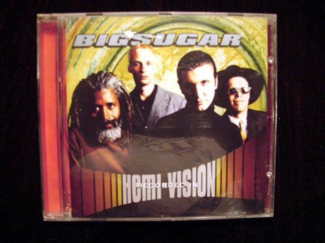 BIG SUGAR HEMI VISION CD