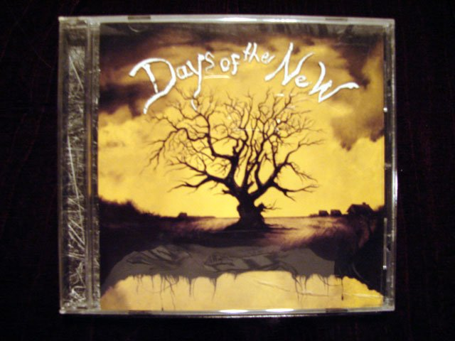 DAYS OF THE NEW CD