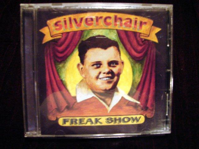 SILVERCHAIR FREAK SHOW CD