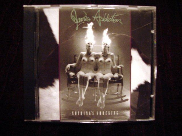JANE'S ADDICTION NOTHING'S SHOCKING CD
