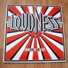 LOUDNESS THUNDER IN THE EAST VINYL LP RECORD