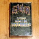 GWAR AMERICA MUST BE DESTROYED TAPE