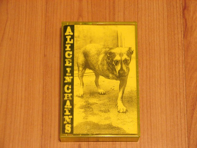 ALICE IN CHAINS TAPE