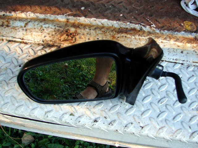 1996 Chevrolet Cavalier LH Mirror