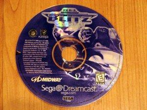 SEGA Dreamcast NFL Blitz 2000 Game