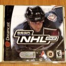 SEGA Dreamcast NHL 2K2 Game
