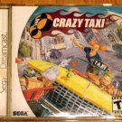 SEGA Dreamcast Crazy Taxi Game