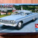 1964 CHEVY IMPALA SS MODEL KIT AMT / ERTL 64