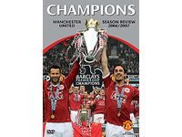 Manchester United Season Review 2006/07 (New & Sealed)