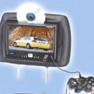 8.5-inch TFT-LCD Headrest all in One Car, DVD Player, Wireless IR With USB SD/MMC Card Reader