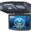 8.5 inches Roof Mounted/Flip-down TFT LCD Car monitor, 16:9 Picture Display