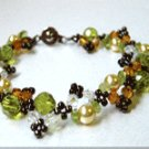 Pretty Vine (Autumn) Bracelet