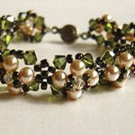 Fine handcrafted bracelet - Xquisite Elegance