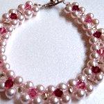 Pearls Sweetness Bracelet