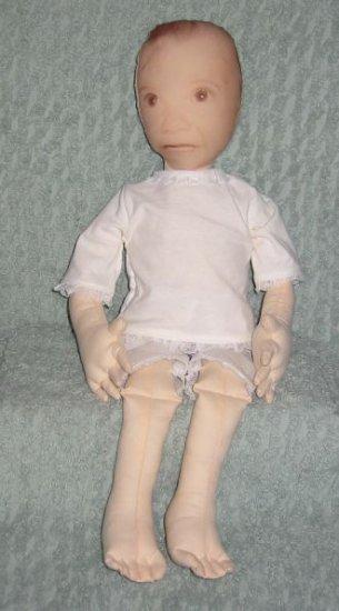 Keepsake Doll E-Pattern EC