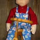 Keepsake Doll Clothing Pattern -Jack Edward EC