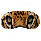 LEOPARD Face SLEEPING MASK Polyester foam Wild animals 22734987