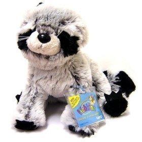 "Webkinz Raccoon 8.5"" New Plush Pet with Secret Code - Retired"