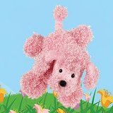 Webkinz Pink Poodle New Plush Pet with Secret Code