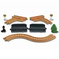 Geotrax Rail and Road Track Pack