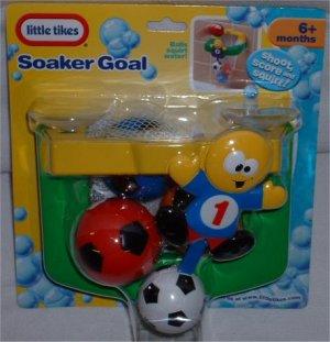 Little Tikes Soaker Goal Bathtub Fun