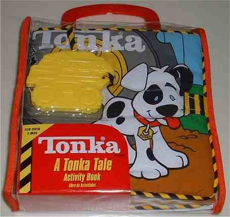 Tonka Tale Activty Book