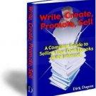 How To Write, Create, & Sell Ebooks