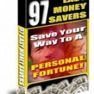 97 Easy Money Savers