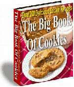 The Big Book Of Cookies