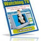 Get Paid To Watch TV