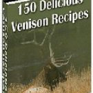150 Venison Recipes