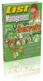 List Management Secrets