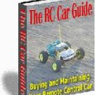 RC Remote Control Car Guide. Nitro (Gas)/Electric Models