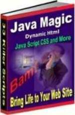 Javascript Magic - No HTML or Codes Knowledge Needed!