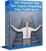 101 Tips for Legally Improving Your Credit Score